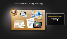Copy of Introduction to Counseling Psychology