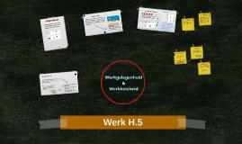 Werk H.5