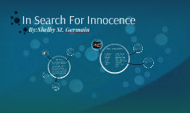 In Search For Innocence