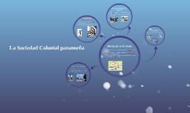 La Sociedad Colonial Panameña