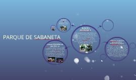 PARUQUE SABANETA