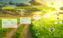 Native Americans, Cowboys, and Buffalo Soldiers