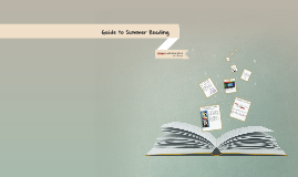 Guide to Summer Reading