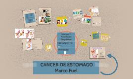 Copy of Copy of CANCER DE ESTOMAGO