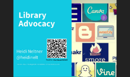 Library Advocacy #KySTE2016