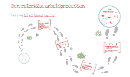 Copy of Den retoriska arbetsprocessen