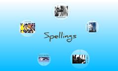 Spellings Miss MacFarlane