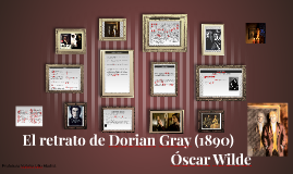 Copy of El retrato de Dorian Gray