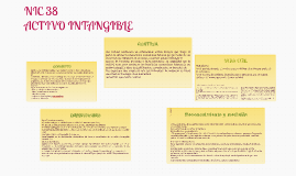 NIC 38 Activos Intangibles