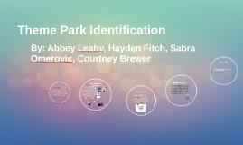 Theme Park Identification