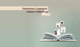 Potamianos:Linguagens: Anúncio Publicitário