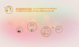 Copy of ANTECEDENTES E HISTORIA EN LA EDUCACIÓ INICIAL