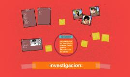 investigacion: