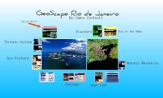 Copy of Geoscape Project: Rio de Janeiro, Brazil