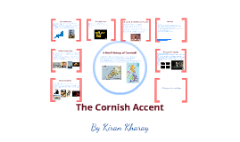 The Cornish Accent