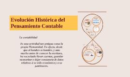 Copy of Evolución de la Contabilidad