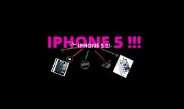 IPHONE 5 !!!