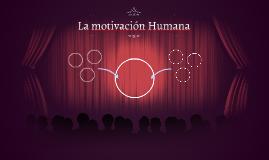 La motivación Humana