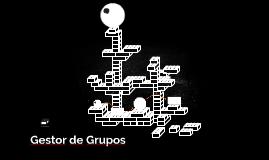 Gestor de Grupos