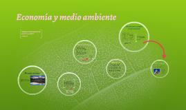 Copy of Económia y medio ambiente