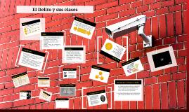 El delito y sus clases