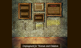 Employment for Women