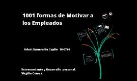 Copy of 1001 formas de motivar a los empleados