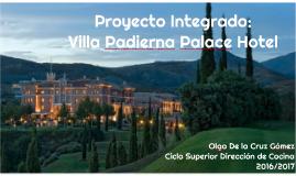 Proyecto Integrado: