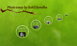 Photo essay by Sahil Sandhu