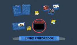Jumbo Perforador