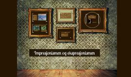 Copy of Impresjonismen