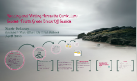 Reading and Writing Across the Curriculum-Grades 2-4