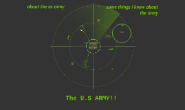 The us ARMY!!
