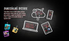 Copy of Digitální detox