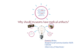 Medical Artifacts in Museums