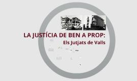 ELS JUTJATS DE VALLS