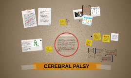 Copy of CEREBRAL PALSY