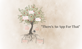"""Copy of """"There's An App For That"""""""