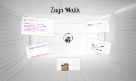 Who İs Zayn Malik?