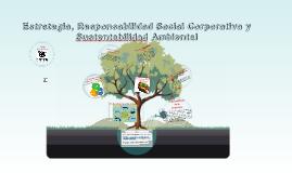 Estrategia, Responsabilidad Social Corporativa y Sustentabil