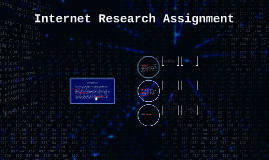 Internet Research Assignment