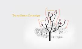 Copy of Die goldenen Zwanziger
