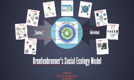 Bronfenbrenner's Social Ecology Model