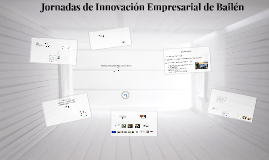 Jornadas de Innovación Empresarial de Bailén