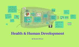 Health & Human Devolpment