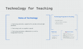 Technology for Teaching