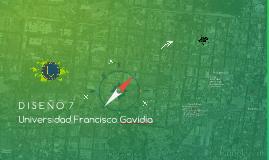 Análisis Situacional y Urbano sobre el Eje de la calle Arce
