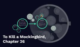 To Kill a Mockingbird, Chapter 26