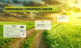 COPENHAGEN CONSENSUS CENTER