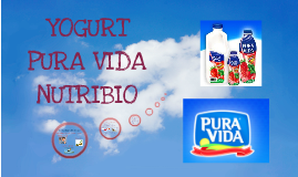 Copy of YOGURT PURA VIDA NUTRIBIO